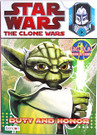 Star Wars Yoda Duty and Honor Big Fun Coloring Book