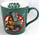 Star Wars Boba Fett He's No Good To Me Dead 12 oz. Ceramic Mug w/Box
