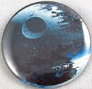 """Star Wars Death Star Button 2"""""""