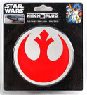 Star Wars Rebel Logo Hitch Cover Plug Solid Metal