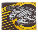 Star Wars Millennium Falcon Rebel Alliance Bi Fold Wallet, Unused