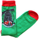 Star Wars Chewbacca ARRRGH! Socks Again Men's Crew Christmas Socks Shoe Size 6-12