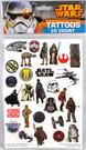 Star Wars 28 Count Tattoos Pack Classic Fett Vader Yoda Wicket