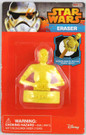 Star Wars C-3PO Pencil Topper Eraser