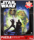 Star Wars ROTJ Duel Chewbacca Jabba Art Scene 100pc Puzzle