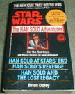 Star Wars The Han Solo Adventures paperback compilation