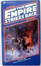 1980 Star Wars ESB novel paperback novel w/blue cover, used