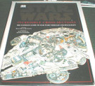 Star Wars Incredible Cross-Sections Hardcover Book (split binding)
