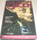 1995 Star Wars ROTJ Hardcover novel video art cover