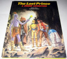 1983 Star Wars The Lost Prince Hardcover, minor wear