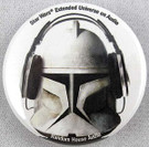Star Wars Random House Clone Trooper Promo Button
