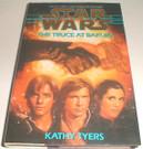 Star Wars Truce of Bakura Hardcover novel