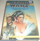 Star Wars The Courtship of Princess Leia Hardcover novel
