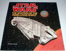 1978 Star Wars The Mystery of the Rebellious Robot Storybook, wear