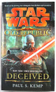 Star Wars The Old Republic Deceived Novel