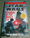 1994 Star Wars Splinter of the Minds Eye w/Classic Cover novel