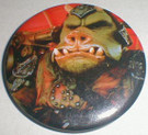 "1983 Star Wars Gamorrean Guard 2 1/4"" Button"