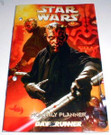Star Wars Episode 1 Darth Maul Monthly Planner Unused