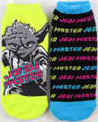 Star Wars Yoda Jedi Master Junior/Women's 2 Pack Shortie Socks 9-11