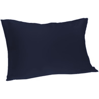 Spasilk 100% Silk Pillowcase, Standard/Queen, Navy