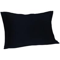 Spasilk Satin Pillowcase, Queen, Navy