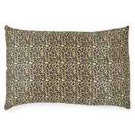 Spasilk 100% Silk Pillowcase, Standard/Queen, Leopard