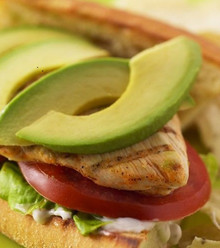 Made with premium Boards Head Buffalo Chicken, fresh avocado and your choice of toppings.