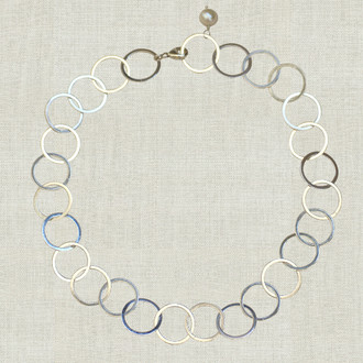 Serenity Circle Necklace