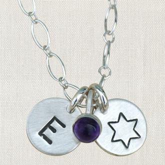Itty Bitty Faith Necklace