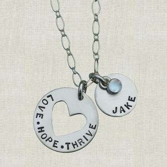 MaxLove Strength Necklace