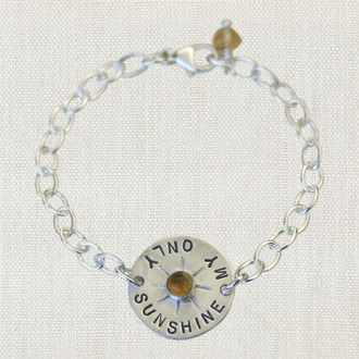 My Only Sunshine Bracelet