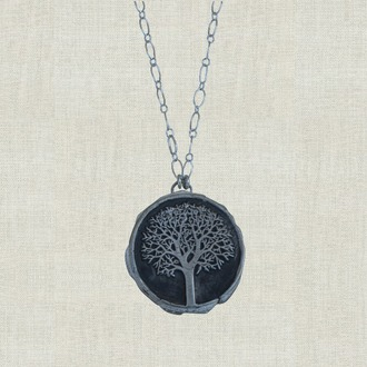 Mighty Oak Necklace