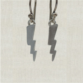 MaxLove Lightning Bolt Earrings