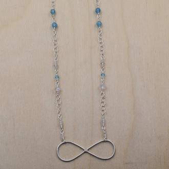 Deluxe Infinity Necklace