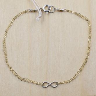 Mini Infinity Bracelet