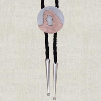 Delicate Arch Bolo Tie
