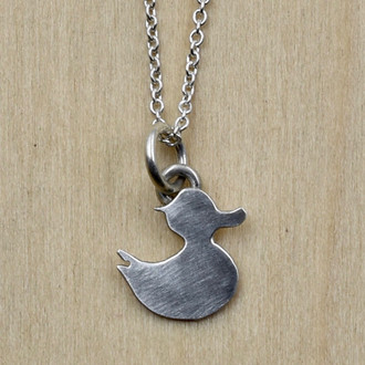 Ducky Necklace
