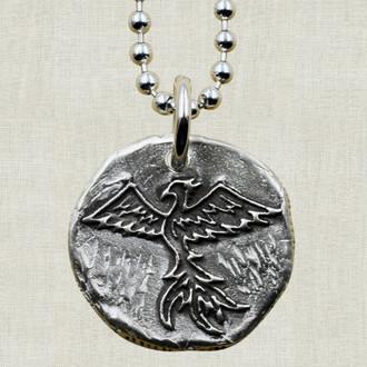 Phoenix Necklace