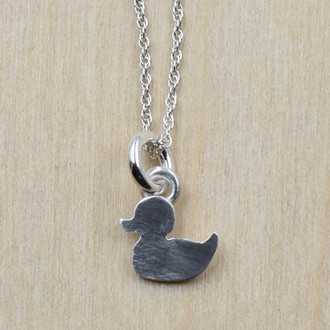 Mini Duck Necklace