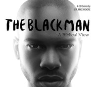 The Black Man: A Biblical View-USB
