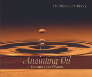 Anointing Oil:  Healing Confessions - USB
