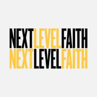 Next Level Faith-MP3