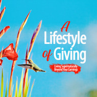 A Lifestyle of Giving