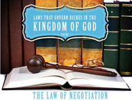 The Law of Negotiation (Laws That Govern Riches)-MP3
