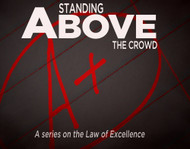 Standing Above the Crowd-MP3