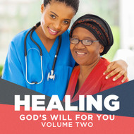 "Healing: God's Will for You Vol 2 (""Did Jesus Bare our Sicknesses on The Cross?)-MP3"