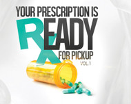 Your Prescription is Ready for Pickup Volume 1-MP3