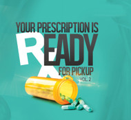 Your Prescription is Ready for Pickup Volume 2-MP3