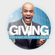 Giving: God's Way to Never Be Broke-MP3