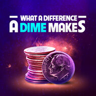 What A Difference A Dime Makes (2017)-MP3